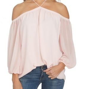 1.state off shoulder blouse